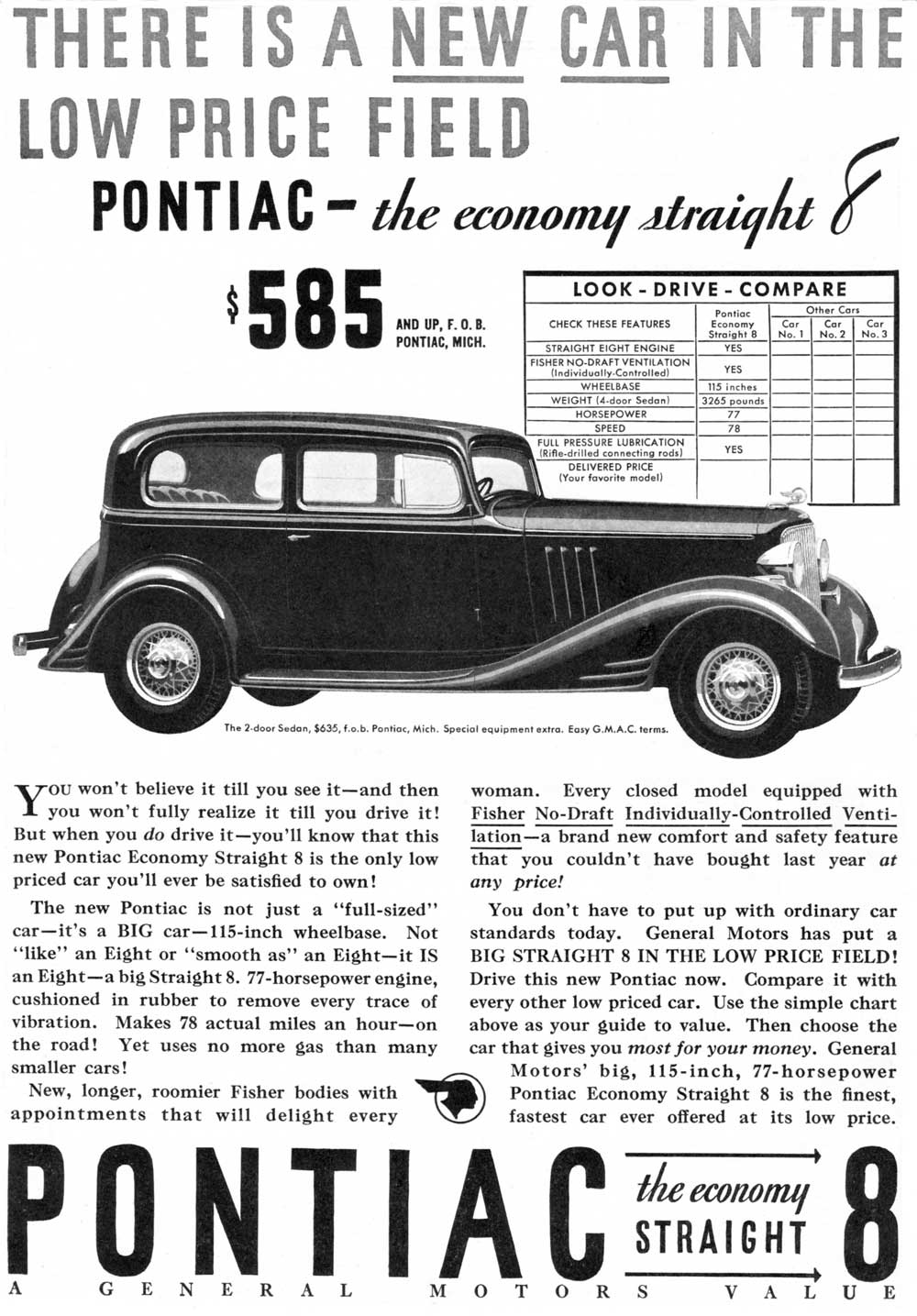 1933 Pontiac Master Switches For 1936 Chevrolet Select A Year 1926